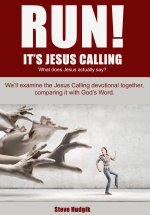 RUN! It's Jesus Calling