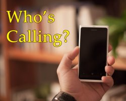 Jesus Always - Who Is Calling?