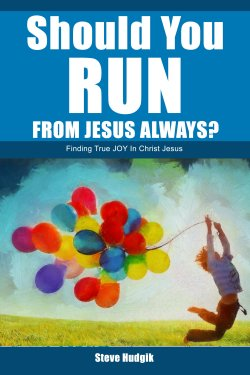 Run From Sarah Young's Jesus